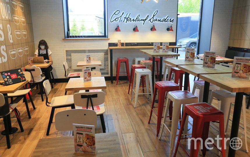 В Москве откроется ресторан будущего. Фото Василий Кузьмичёнок