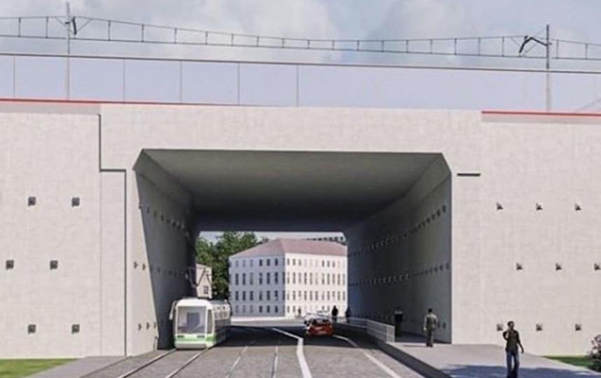 """По данным пресс-службы ОАО """"РЖД"""", проект реконструкции тоннеля в Сыромятническом проезде ещё не согласован. Фото Instagram @moscowwalks"""