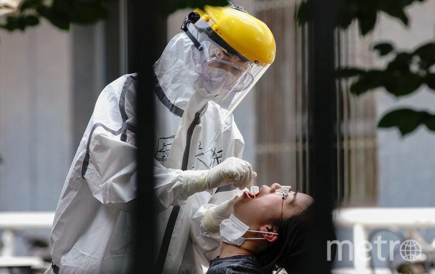 В Пекине боятся новой вспышки коронавируса. Фото Getty