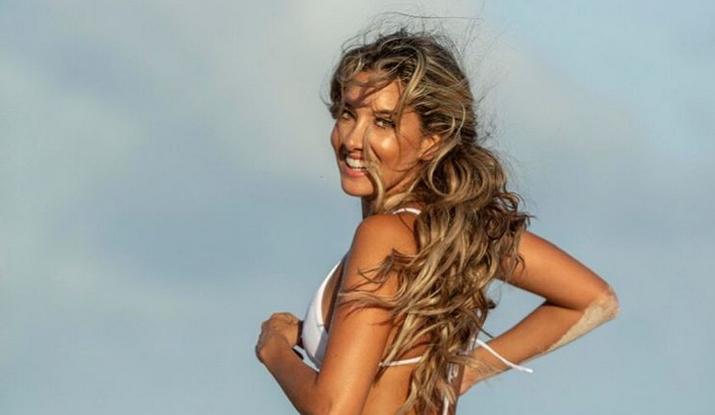 32-летняя колумбийская модель. Фото instagram.com/danielaalvareztv
