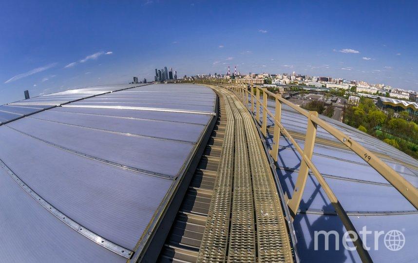 """Крыша в """"Лужниках"""" откроется уже 20 июня. Фото Пресс-служба спорткомплекса """"Лужники"""""""