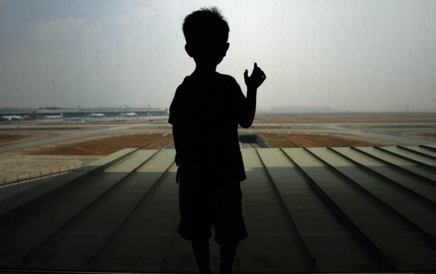 Социальные службы сейчас пытаются устроить женщину с детьми в кризисный центр. Фото Getty