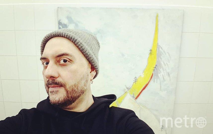Кирилл Серебренников. Фото instagram.com/kirillserebrennikov.