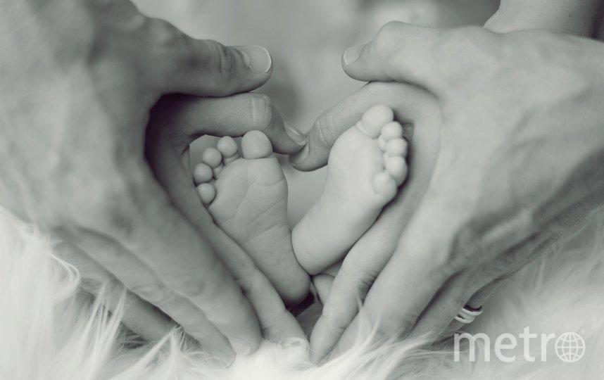 На Украине новорожденного назвали Зеленский. Архивное фото. Фото pixabay