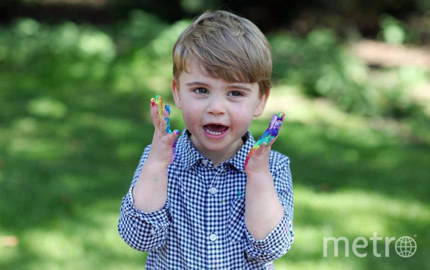 Принц Луи. Фото AFP