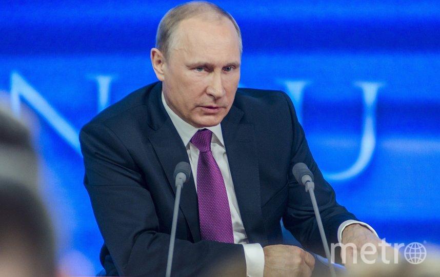 Владимир Путин, архивное фото. Фото pixabay