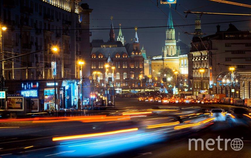 Москва, архивное фото. Фото Pixabay