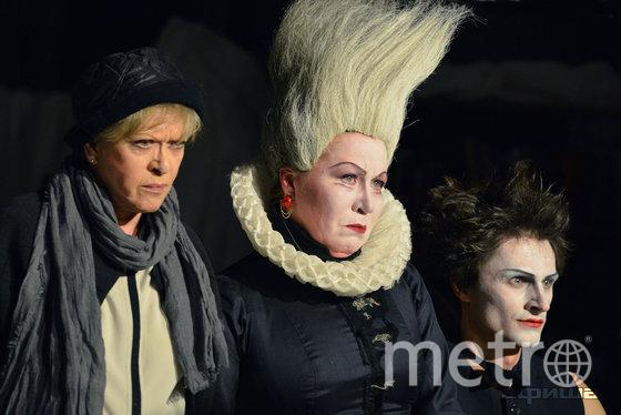 Алиса Фрейндлих в постановке Андрея Могучего  окажется в продолжении книги Льюиса Кэрролла. Фото предоставлено пресс-службой театра