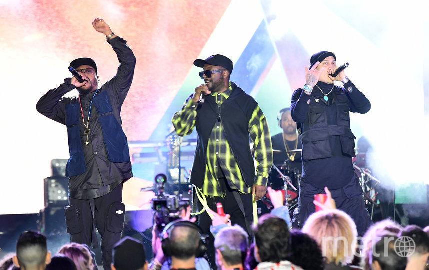 Black Eyed Peas. Фото Getty