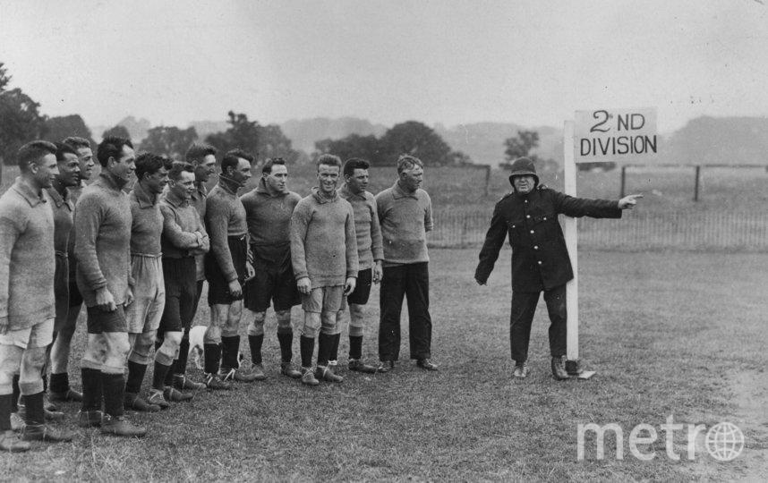 """Футболисты команды """"Плимут Аргайл"""", среди них есть Джек Лесли. Фото Getty"""