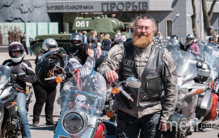 """Мотопробег """"Свеча памяти"""". Фото Алена Бобрович, """"Metro"""""""