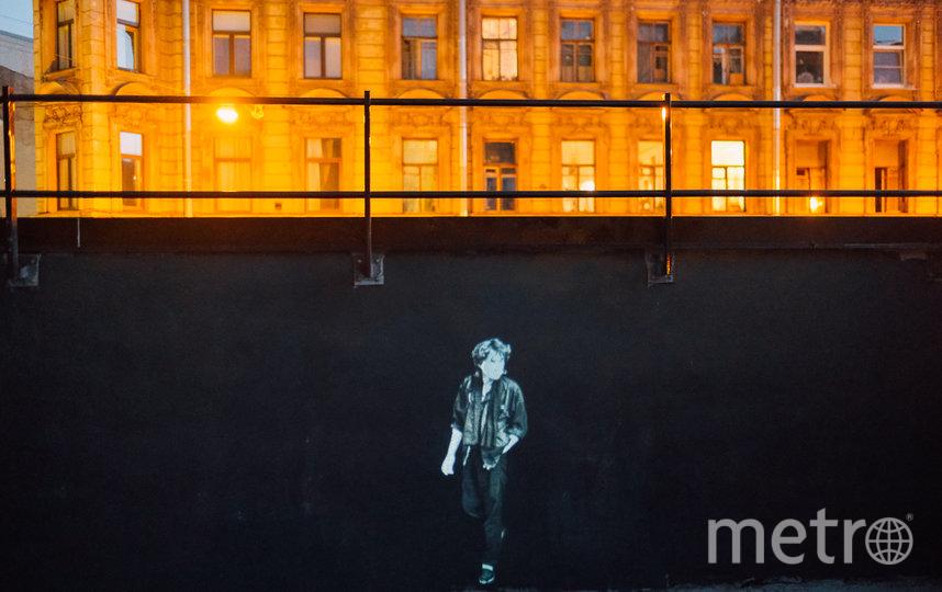 В Петербурге отметили День рождения Виктора Цоя. Фото Константин Кондрухов