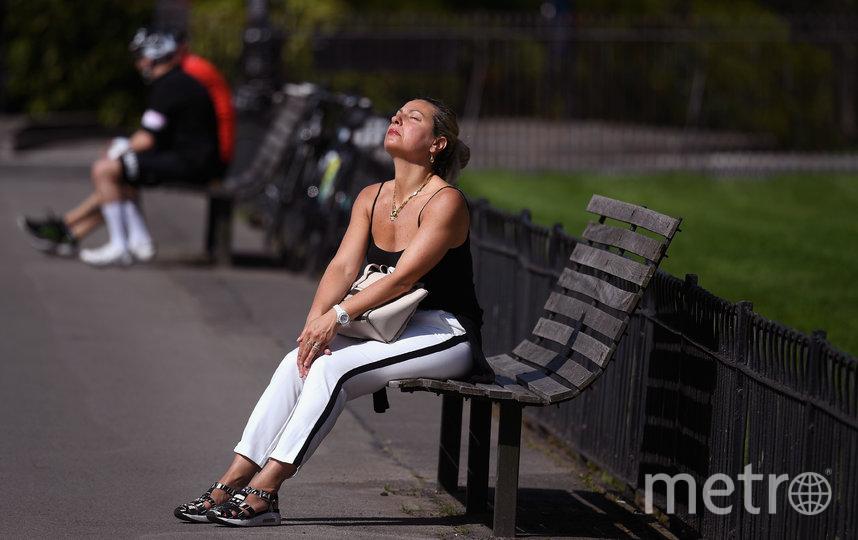 В Петербурге жарко. Фото Getty