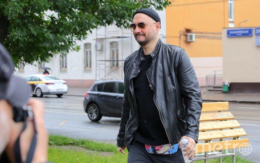 """Кирилл Серебренников. Фото АГН """"Москва""""/Софья Сандурская"""