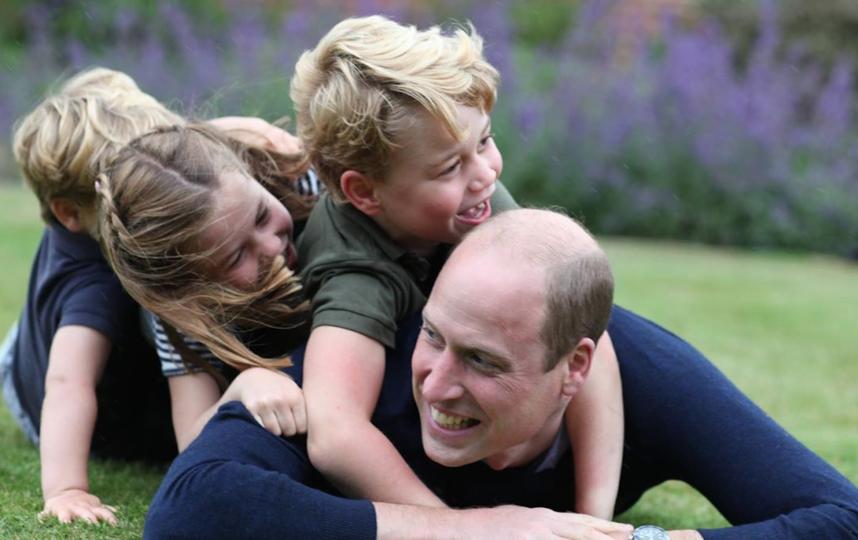 21 июня во многих странах мира отмечается День отца. Фото instagram.com/kensingtonroyal