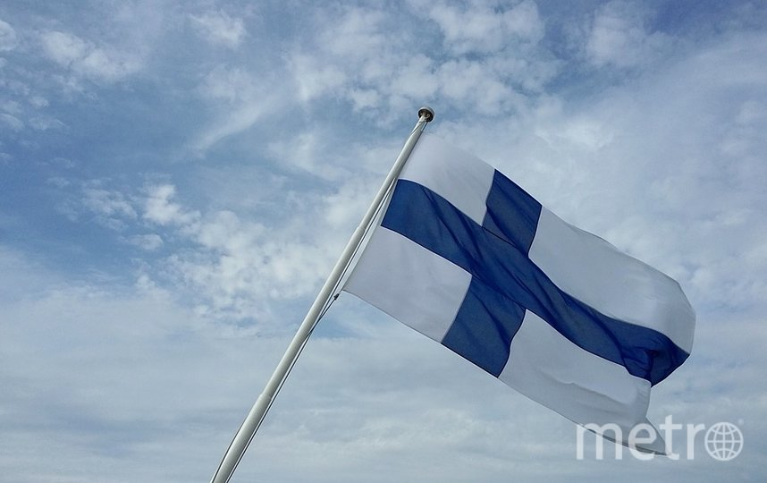 "В Финляндию въезд пока закрыт. Фото https://vk.com/finlandinspb?w=wall-52609630_13671, ""Metro"""