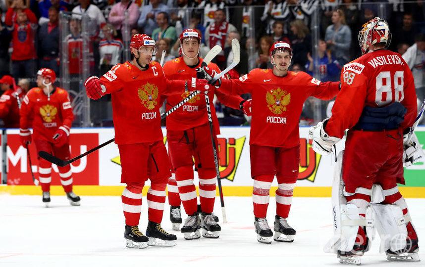 В прошлом году россияне выиграли бронзу. Фото Getty