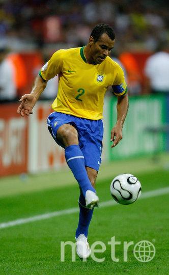 Кафу – рекордсмен по матчам за сборную Бразилии. Он провёл за «жёлто-зелёных» 142 матча. Фото Getty