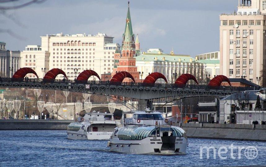 """Ранее сообщалось, что дата открытия парка ещё не определена. Фото агентство """"Москва"""""""
