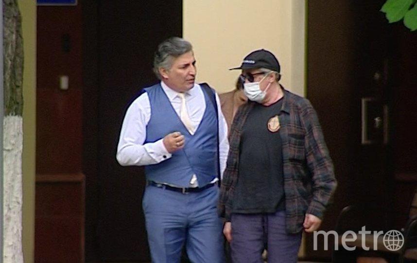 """Пашаев также опроверг сообщения о диагностированном у Ефремова хроническом алкоголизме. Фото агентство """"Москва"""""""