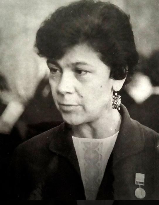 Е.В. Можуховская. Горький (ныне Нижний Новгород). 1974 год. Фото mos.ru