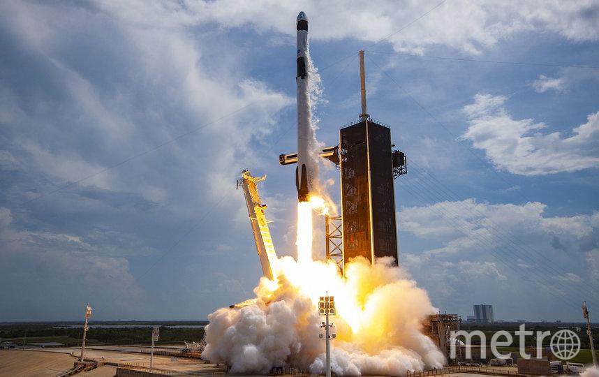 Запуск первоего частного корабля в космос компанией Space X воскресил старые споры. Фото Getty