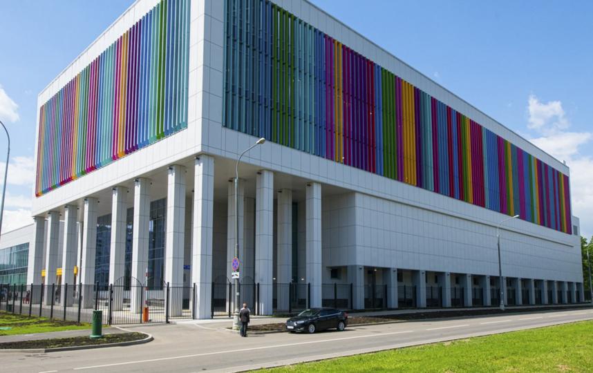 Открылся центр современного пятиборья в пос. Северный. Фото mos.ru