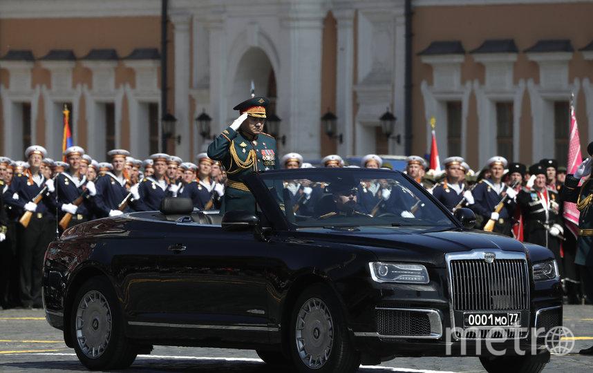 Парад Победы-2020 в Москве. Фото AFP
