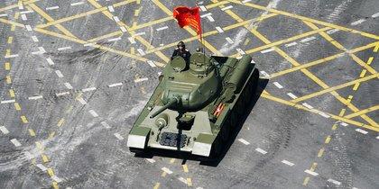Парад Победы отгремел в Москве: яркие фото