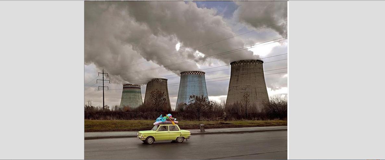 Россия - страна контрастов. Фото Франк Херфорт / frankherfort.com