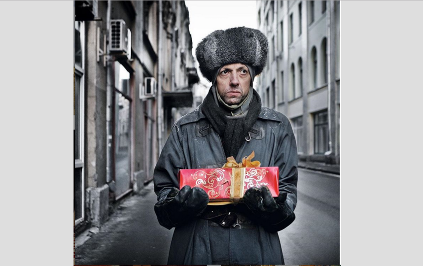 """С Рождеством по-русски"". Фото Франк Херфорт / frankherfort.com"