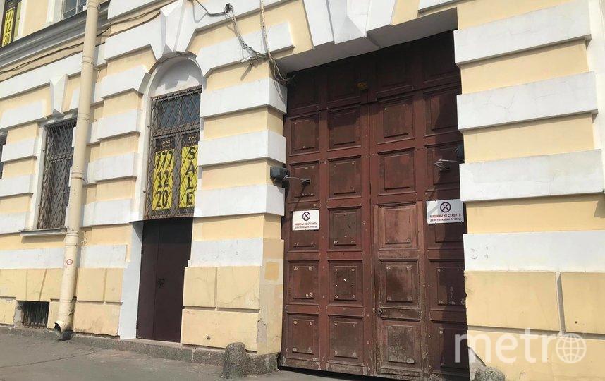 """Вот такая дверь появилась в доме 18 века. Фото """"Metro"""""""