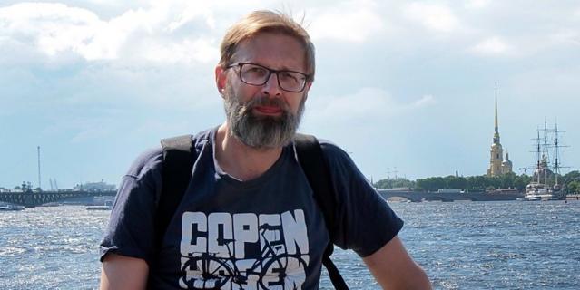 Илья Палагута, профессор.