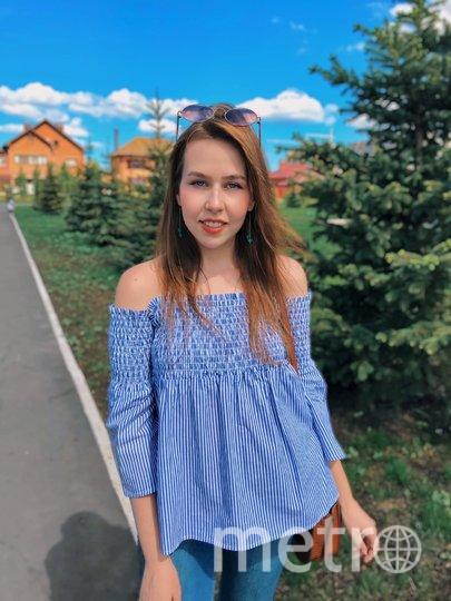 """Ксения Серова. Фото """"Metro"""""""