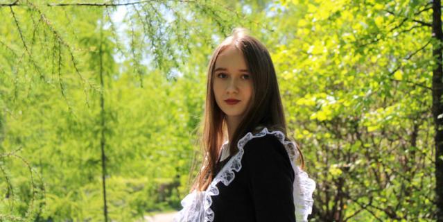 Анастасия Вишнева.