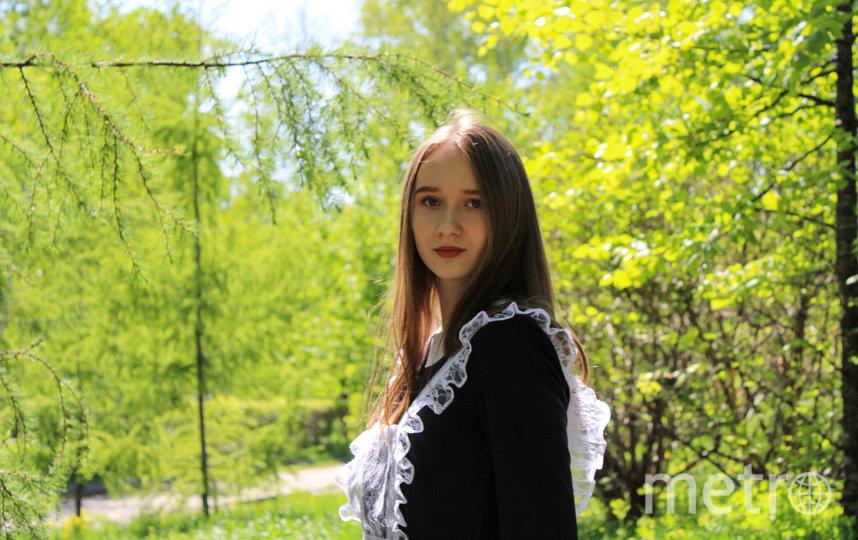 """Анастасия Вишнева. Фото """"Metro"""""""
