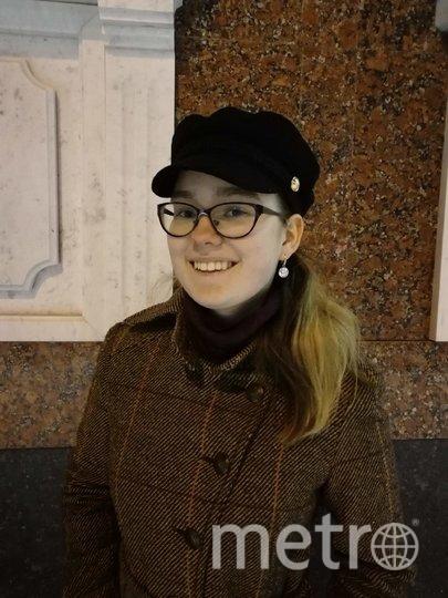 """Елизавета Жирова. Фото """"Metro"""""""