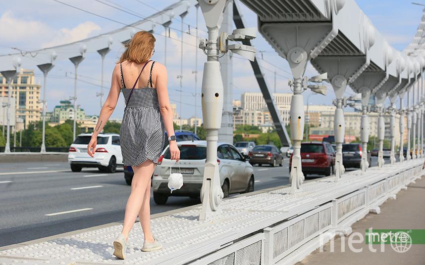 """В последнии дни июня в каких-то регионах будет холоднее нормы, в других –жарче нормы. Фото Василий Кузьмичёнок, """"Metro"""""""