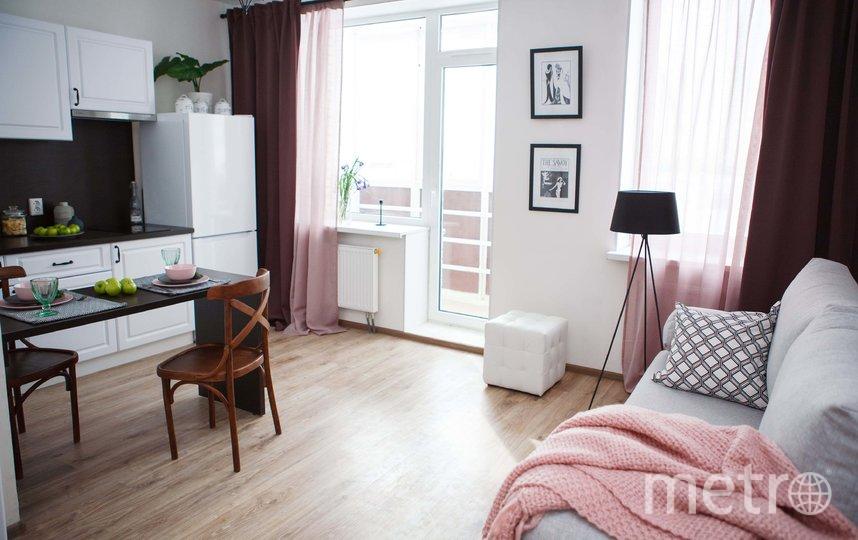 """Покупка квартиры с отделкой позволяет сразу въехать в новый дом и при этом сэкономить на ремонте. Фото ГК """"ЛЕНСТРОЙТРЕСТ"""""""
