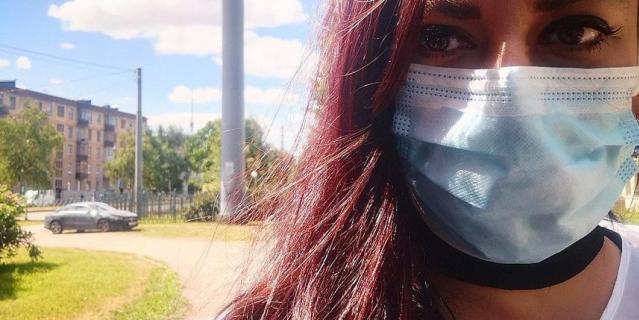 Кристине 25 лет. В волонтёрском движении она принимает участие три года.