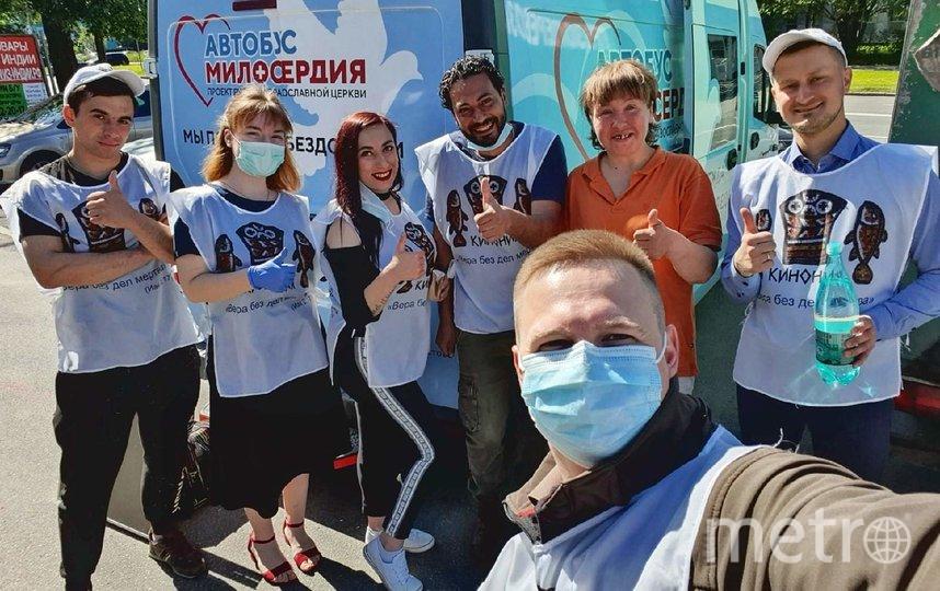 """Команда клуба «Кинония». Кристина – третья слева. Фото предоставлены Кристиной Ларионовой, """"Metro"""""""