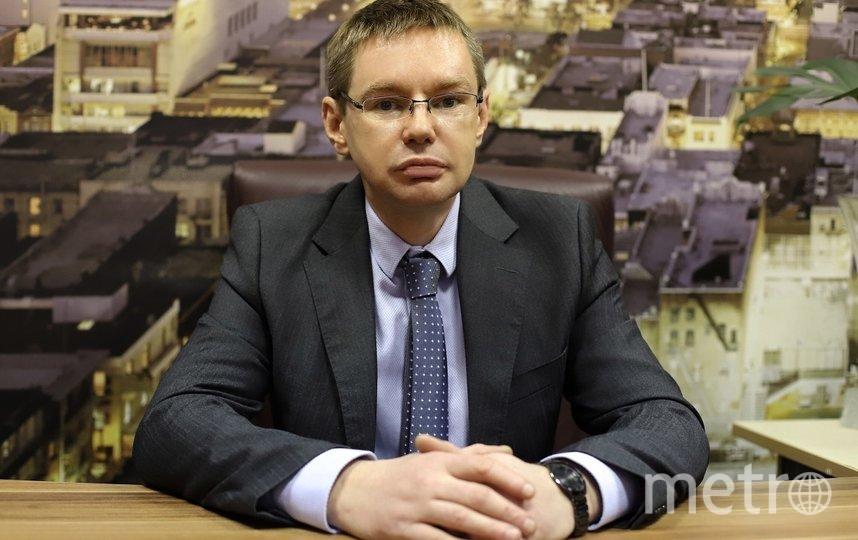 Игорь Аболемов,директор петербургского агентства недвижимости Доли.ру.