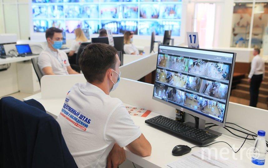 За голосование по поправкам пристально следят наблюдатели. Фото Василий Кузьмичёнок