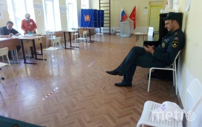 """Корреспондент Metro побывал на избирательных участках 25 июня. Фото автора, """"Metro"""""""
