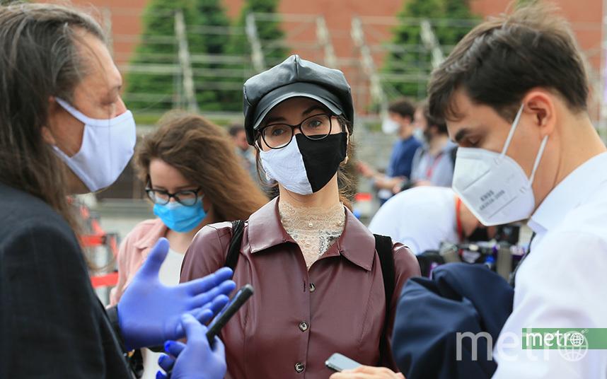 Вылечившимся москвичам предлагают стать донорами плазмы. Фото Василий Кузьмичёнок