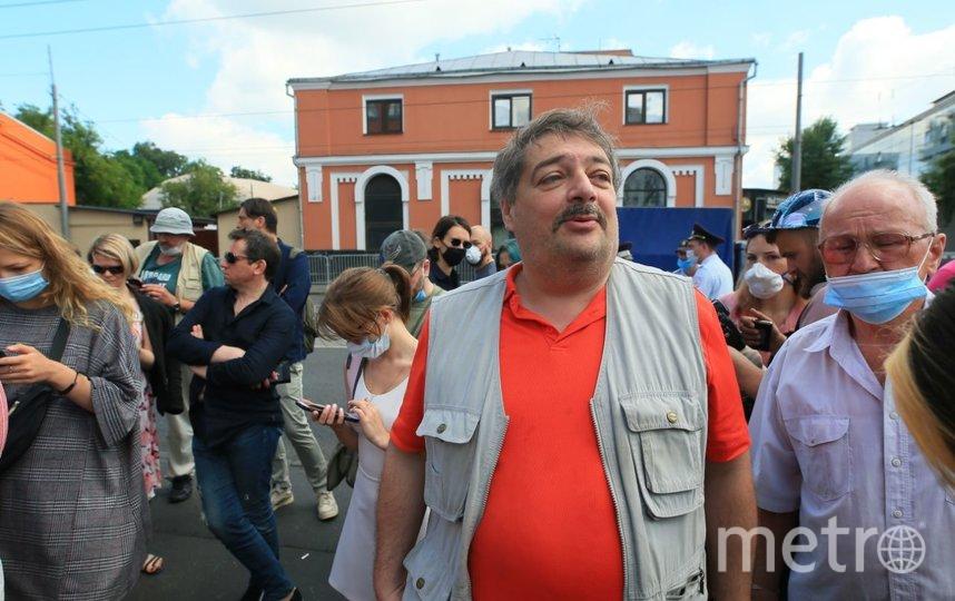 Дмитрий Быков. Фото Василий Кузьмичёнок