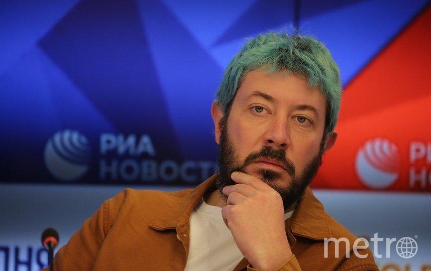 "Дизайнер Артемий Лебедев. Фото агентство ""Москва"""