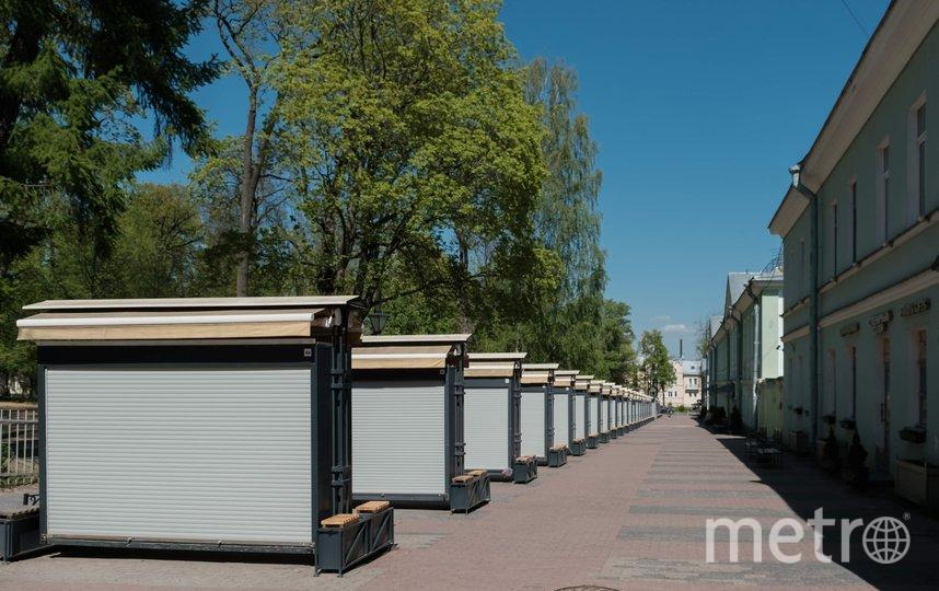"""Скоро парки откроют для всех. Фото Алена Бобрович, """"Metro"""""""