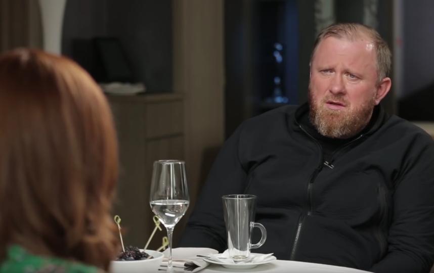 Известный телеведущий и шеф-повар Константин Ивлев. Фото Скриншот Youtube