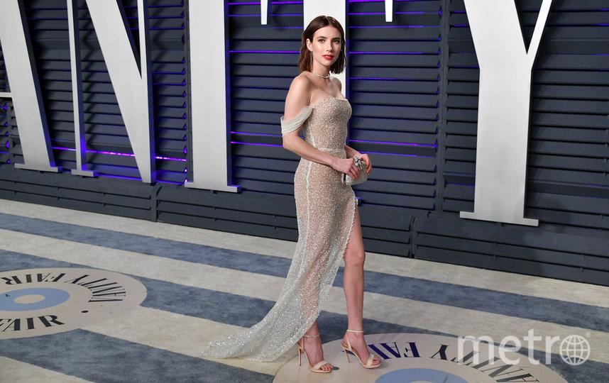 """Эмма Робертс известна по главным ролям в сериалах """"Американская история ужасов"""" и """"Королевы крика"""". Фото Getty"""